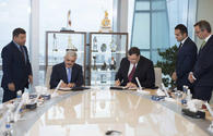 SOCAR, Total ink deal on major offshore gas field