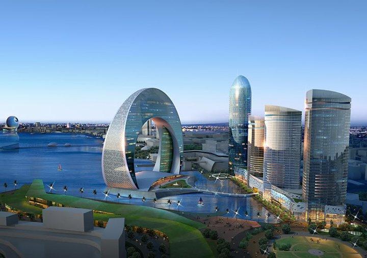 azerbaijan capital name