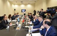 Baku hosts ministerial meeting on TASIM