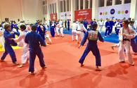 "National judokas embark on training camp in Georgia <span class=""color_red"">[PHOTO]</span>"