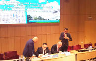 "Azerbaijan, AmCham sign MOU <span class=""color_red"">[PHOTO]</span>"