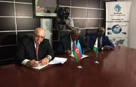 """Azerbaijan, Djibouti ink important agreements in civil aviation <span class=""""color_red"""">[PHOTO]</span>"""