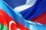 Baku-Moscow friendship tuned in rising trend