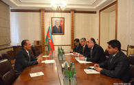 "Azerbaijan, Cuba discuss perspectives of cooperation <span class=""color_red"">[PHOTO]</span>"