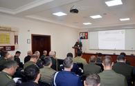 "Baku hosts annual final meeting for military attaches <span class=""color_red"">[PHOTO]</span>"