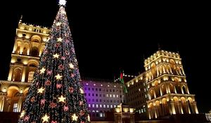 Russians with children prefer Baku for New Year holidays