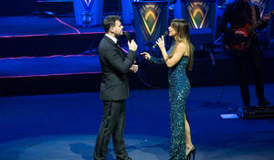 """Charming duet of Emin and Ani Lorak in Baku <span class=""""color_red"""">[PHOTO]</span>"""