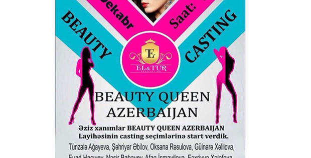 """Hurry up to be Beauty Queen of Azerbaijan! <span class=""""color_red"""">[VIDEO]</span>"""