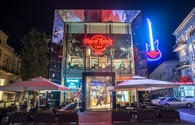 "Hard Rock Cafe Baku hosts grand opening party with live performance by Marky Ramone <span class=""color_red"">[PHOTO]</span>"