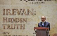 """Ali Hasanov: Neighborhood with Armenians gave Azerbaijan only problems <span class=""""color_red"""">[UPDATE/ PHOTO]</span>"""