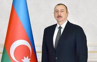 Ilham Aliyev offers condolences to Iranian president
