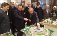 "Birthday of Azerbaijani sculptor marked in Turkey <span class=""color_red"">[PHOTO]</span>"