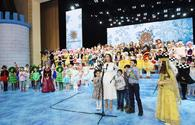 "Heydar Aliyev Foundation arranges New Year party for children <span class=""color_red"">[PHOTO]</span>"