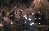Nine dead after building collapses in Kazakhstan
