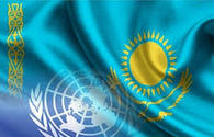 Kazakhstan names new permanent representative to UN