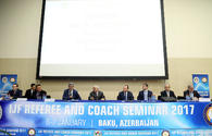 "Baku hosts international judo seminar <span class=""color_red"">[PHOTO]</span>"