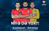 "Tickets for Azerbaijan vs Germany match go on sale <span class=""color_red"">[PHOTO]</span>"