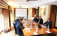 Azerbaijan, Switzerland mull transport cooperation