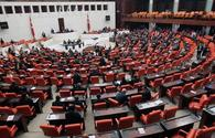 Turkish parliament submits draft new constitution to president