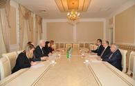 Members of PACE Monitoring Committee meet President of Supreme Court of Azerbaijan