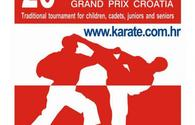 National karate fighters win gold medals in Croatia
