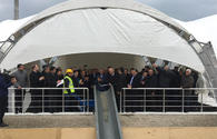"Foundation stone laid for Azerbaijan-Iran pharmaceutical plant <span class=""color_red"">[UPDATE/ PHOTO]</span>"