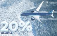 AZAL's announces winter campaign