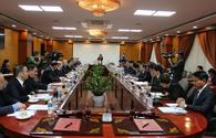 """Azerbaijan, Vietnam Intergovernmental Commission holds first meeting in Hanoi <span class=""""color_red"""">[PHOTO]</span>"""