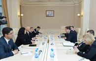 Czech Republic keen to expand cooperation with Azerbaijan