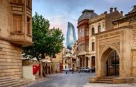 Baku, popular vocation destination for Russians for New Year holidays