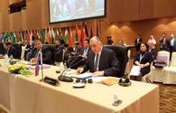 Azerbaijan seeks stronger ties with brotherly Islamic countries