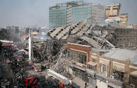 """Tehran high-rise collapses after fire, 30 feared dead <span class=""""color_red"""">[UPDATE]</span>"""