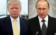 Putin discusses Syria in phone call with Trump