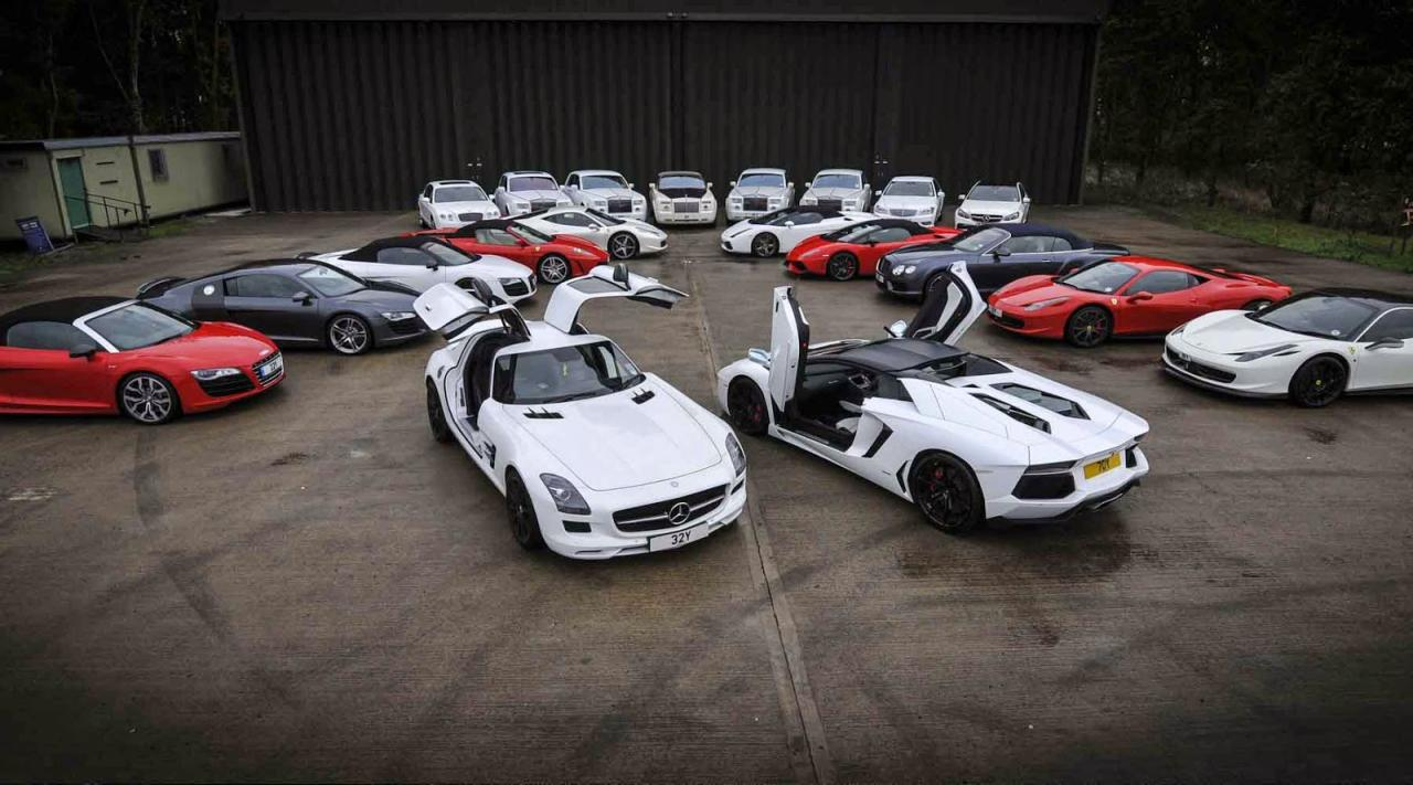 Time Needed For Growth Of Luxury Cars Market
