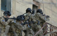 Terrorist group destroyed in Azerbaijan