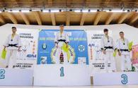 """Azerbaijani judo fighters grab four medals in Italy <span class=""""color_red"""">[PHOTO]</span>"""