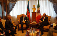 Azerbaijan, Mexico eye cooperation in defense industry