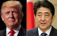 President Trump, Japan's prime minister Abe hold joint news conference