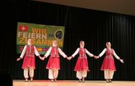 "Azerbaijani folk dances shown in Basel <span class=""color_red"">[PHOTO]</span>"