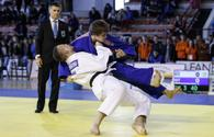 Azerbaijani judo fighters to struggle for medals in Rome