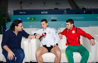 "National gymnasts ready to do their best at Baku World Cup <span class=""color_red"">[PHOTO]</span>"