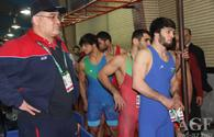 """Freestyle Wrestling World Cup opens in Iran <span class=""""color_red"""">[PHOTO]</span>"""