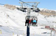 Shahdag Mountain Resort visitor numbers hit record levels