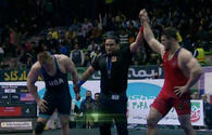 "Azerbaijan freestyle wrestlers to face Turkish team <span class=""color_red"">[PHOTO]</span>"