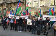 "Azerbaijanis hold protest rally on Khojaly genocide <span class=""color_red"">[PHOTO]</span>"