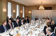 "President Aliyev joins roundtable of Munich Security Conference <span class=""color_red"">[PHOTO]</span>"