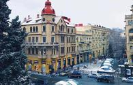 """Winter refuses to leave Baku <span class=""""color_red"""">[PHOTO]</span>"""