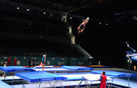 "Training session for FIG World Cup in Baku <span class=""color_red"">[PHOTO]</span>"