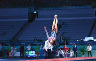 Some trampoline gymnasts advance to finals in World Cup