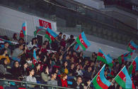 Fans pleased with gymnastics competitions in Azerbaijan